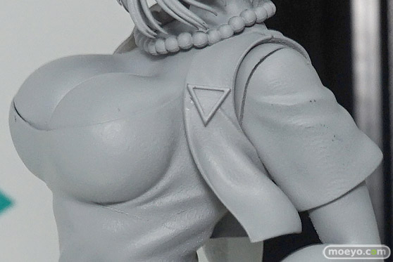 メガハウスのドラゴンボールギャルズ 人造人間18号 Ver.II(仮)の新作フィギュア原型画像09