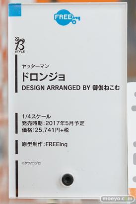 秋葉原での新作フィギュア展示の様子画像21
