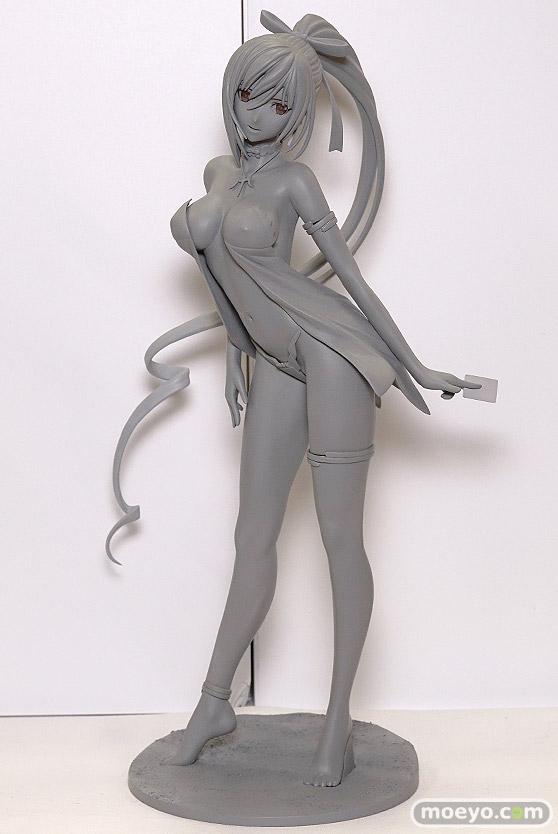 ヴェルテクスのシャイニンク・ビーチヒロインズ サクヤの新作フィギュア原型画像01