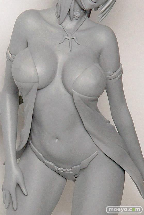 ヴェルテクスのシャイニンク・ビーチヒロインズ サクヤの新作フィギュア原型画像09