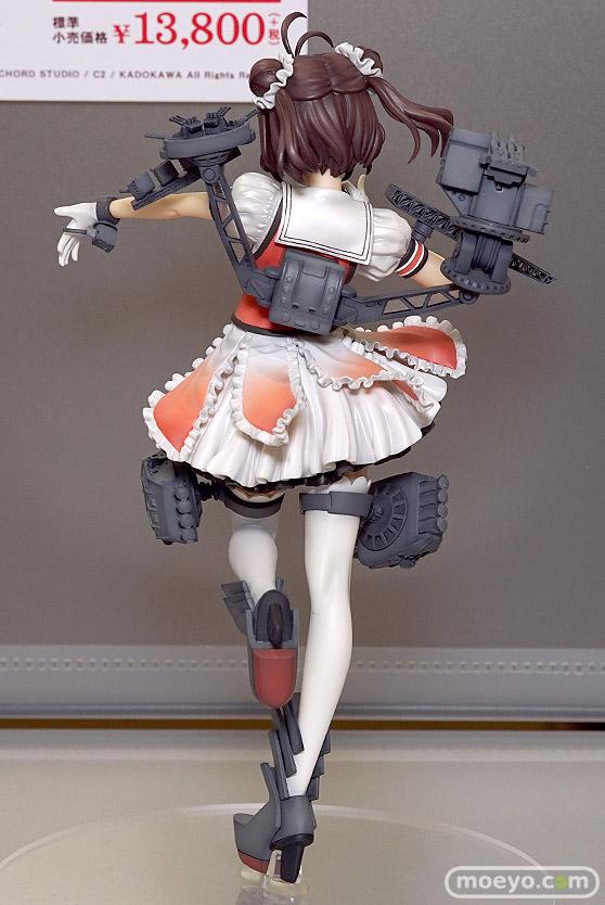 キューズQの艦隊これくしょん -艦これ- 那珂改二の新作フィギュア彩色サンプル画像04