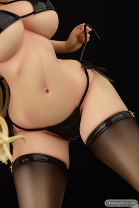 オルカトイズのスィーリア・クマーニ・エイントリー 黒猫ver.の新作フィギュア彩色サンプル画像41