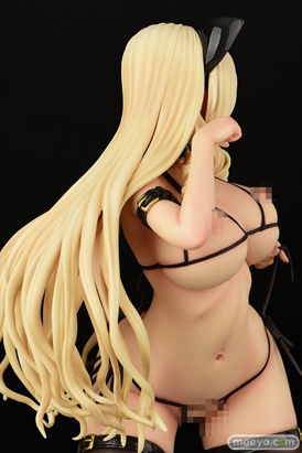 オルカトイズのスィーリア・クマーニ・エイントリー 黒猫ver.の新作フィギュア彩色サンプル透明水着とポロリ画像53