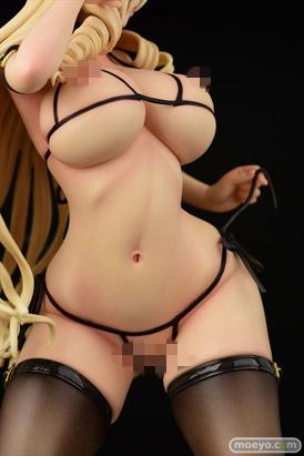 オルカトイズのスィーリア・クマーニ・エイントリー 黒猫ver.の新作フィギュア彩色サンプル透明水着とポロリ画像75