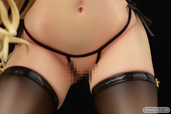 オルカトイズのスィーリア・クマーニ・エイントリー 黒猫ver.の新作フィギュア彩色サンプル透明水着とポロリ画像78