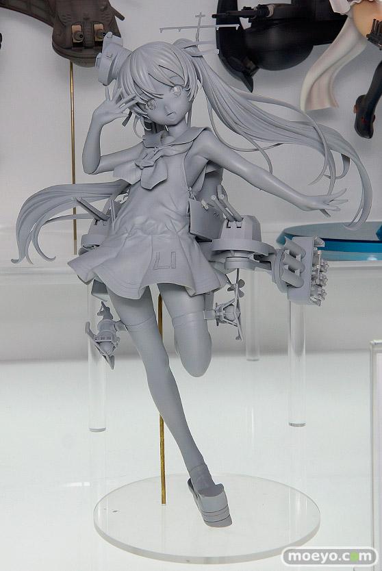 ホビージャパンの艦隊これくしょん-艦これ- リベッチオの新作フィギュア原型画像01