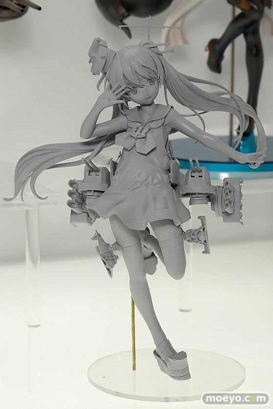 ホビージャパンの艦隊これくしょん-艦これ- リベッチオの新作フィギュア原型画像02