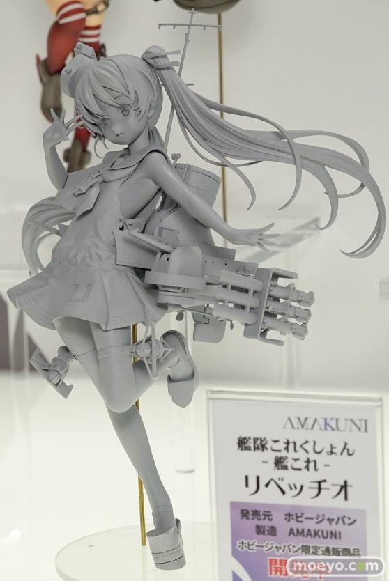 ホビージャパンの艦隊これくしょん-艦これ- リベッチオの新作フィギュア原型画像03