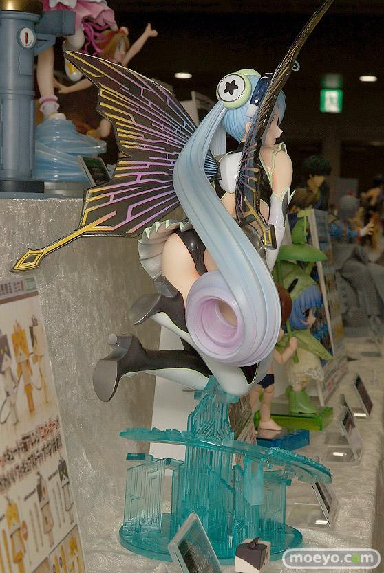 コトブキヤのTony'sヒロインコレクション 電脳妖精アイオーン・リーネの新作フィギュア彩色サンプル画像03