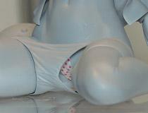 美少女大陸新作フィギュア「卒業少女」監修中原型が展示!【トレフェス有明16】