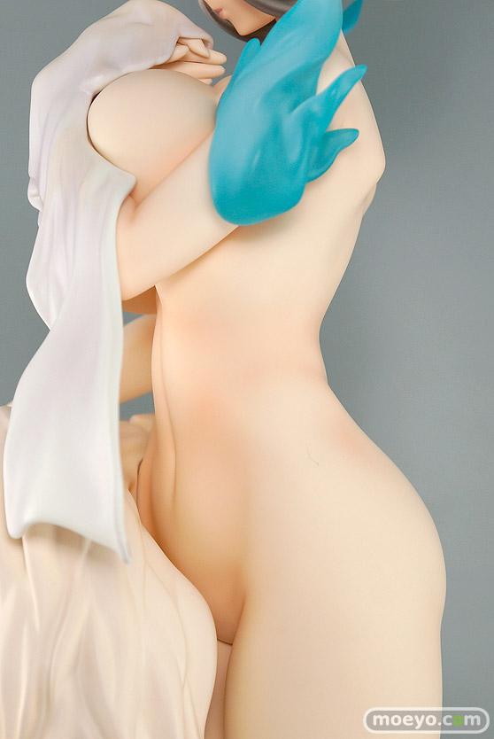 ホビージャパンの朧村正 紺菊 -湯煙温泉三昧 Ver.-の新作フィギュア製品版画像20