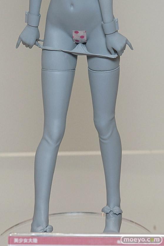 美少女大陸のハロウィン少女の新作アダルトフィギュア原型画像10