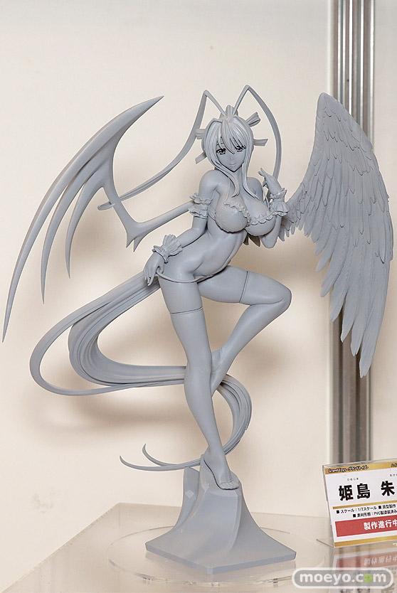 グランドトイズの姫島朱乃の新作フィギュア原型画像01