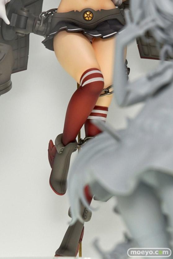ホビージャパンの艦隊これくしょん -艦これ- 陸奥の新作フィギュア彩色サンプル画像10