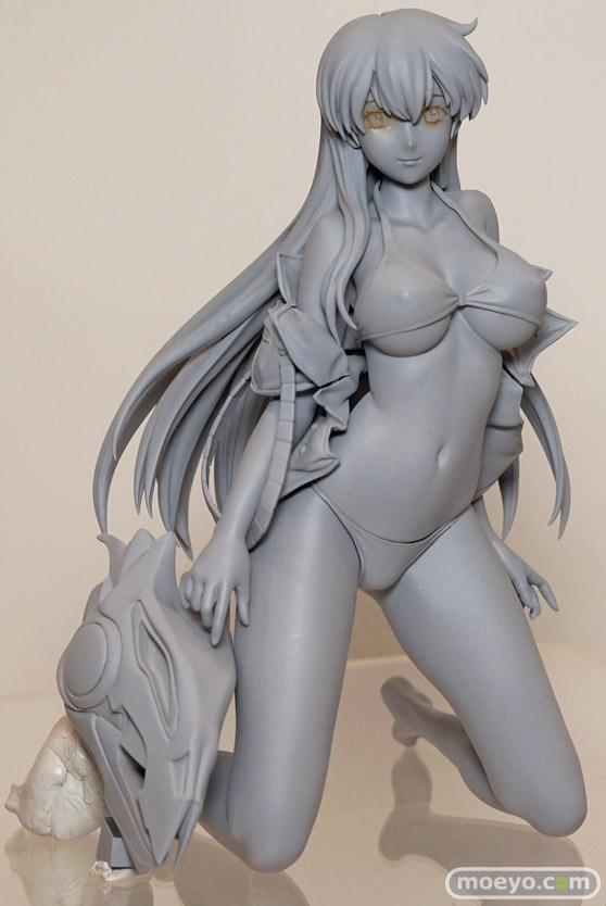 グランドトイズのサイレントメビウス 香津美・リキュールの新作フィギュア原型画像01