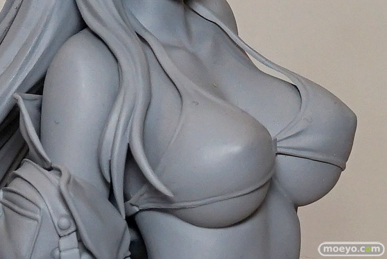 グランドトイズのサイレントメビウス 香津美・リキュールの新作フィギュア原型画像10