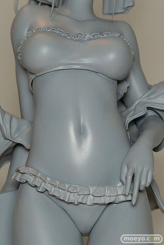グランドトイズのサイレントメビウス 彩狐由貴の新作フィギュア原型画像06