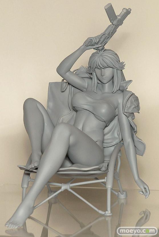 グランドトイズのサイレントメビウス キディ・フェニルの新作フィギュア原型画像01