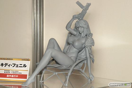グランドトイズのサイレントメビウス キディ・フェニルの新作フィギュア原型画像03