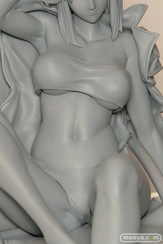 グランドトイズのサイレントメビウス キディ・フェニルの新作フィギュア原型画像06