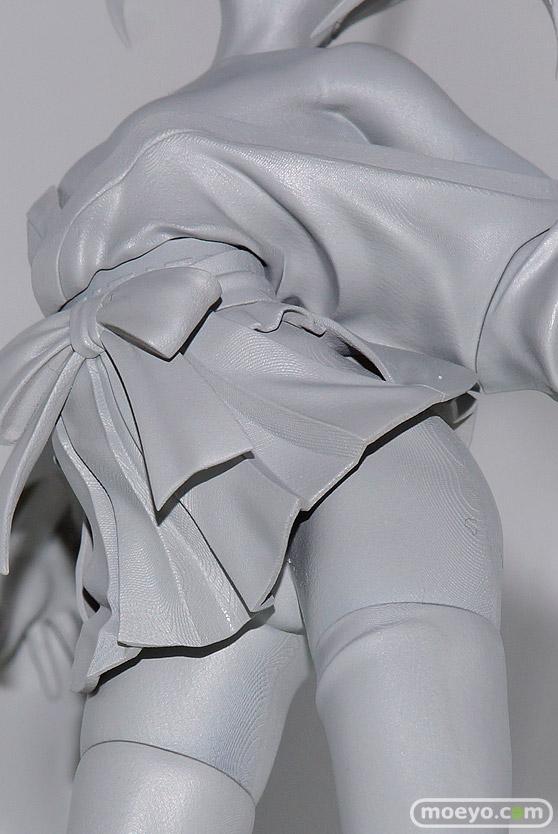 ホビージャパンの咲 -Saki- 全国編 薄墨初美の新作フィギュア原型画像10