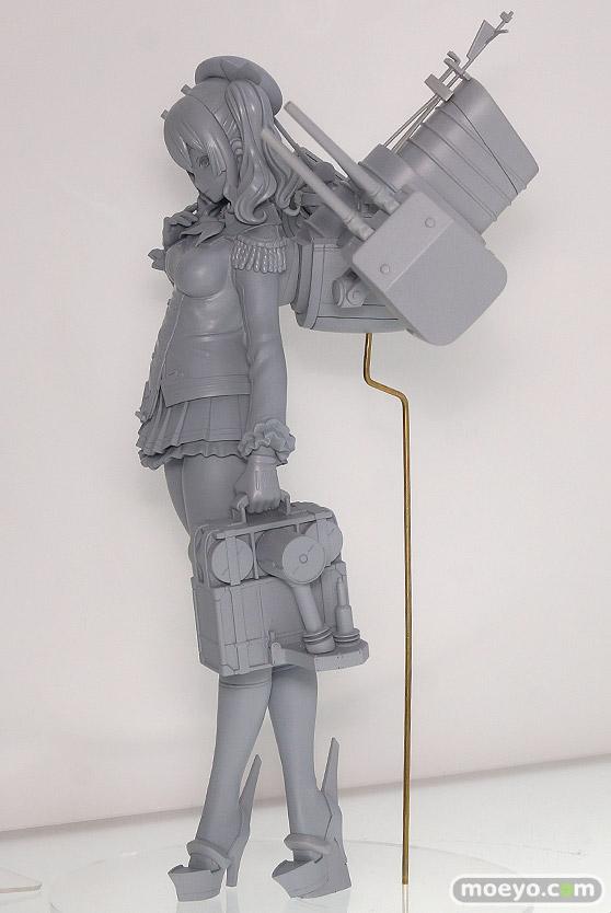 ホビージャパンの艦隊これくしょん-艦これ- 鹿島の新作フィギュア原型画像04