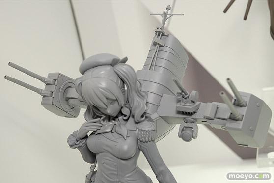 ホビージャパンの艦隊これくしょん-艦これ- 鹿島の新作フィギュア原型画像07