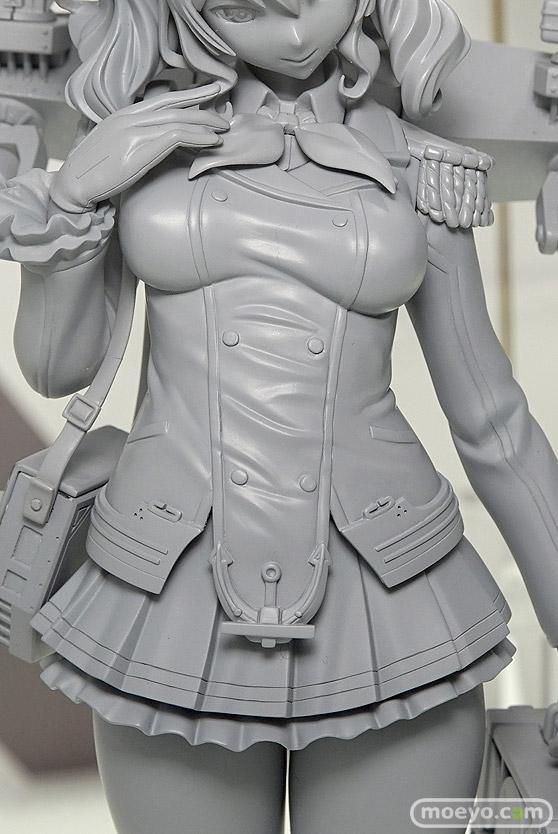 ホビージャパンの艦隊これくしょん-艦これ- 鹿島の新作フィギュア原型画像08