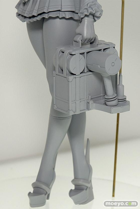 ホビージャパンの艦隊これくしょん-艦これ- 鹿島の新作フィギュア原型画像10