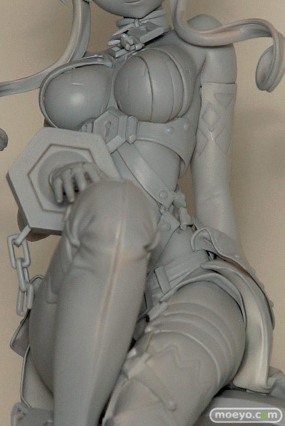 グランドトイズのデート・ア・ライブII 八舞耶倶矢の新作フィギュア原型画像06