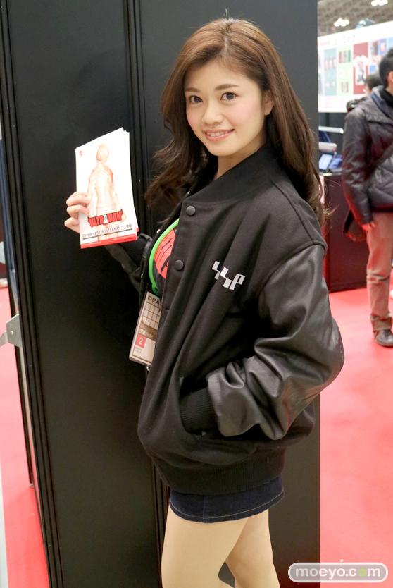 ワンフェス2016(WF2016冬) コスプレ イベント コンパニオン 画像 写真 レポート