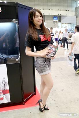 ワンフェス2016(WF2016夏) コスプレ イベント コンパニオン 画像 写真 レポート