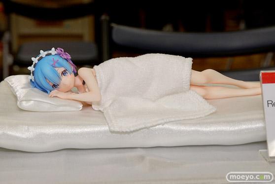 KADOKAWAのRe:ゼロから始める異世界生活 レム添い寝Ver.の新作フィギュア彩色サンプル画像01