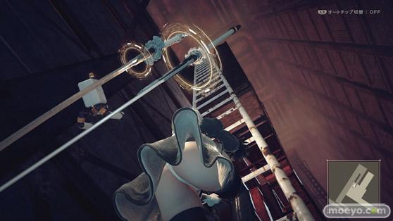 NieR_Automata ニーア オートマタ 2Bのおパンツとお尻画像07