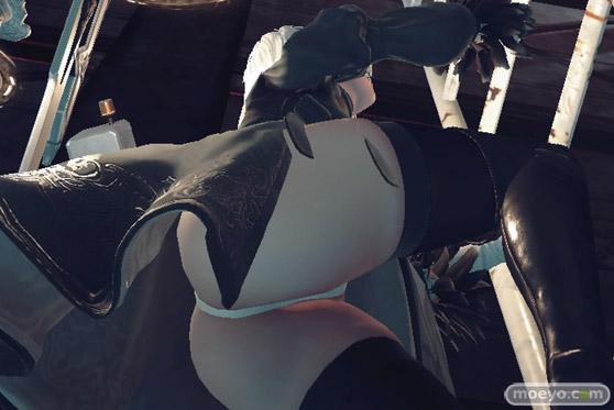NieR_Automata ニーア オートマタ 2Bのおパンツとお尻画像12
