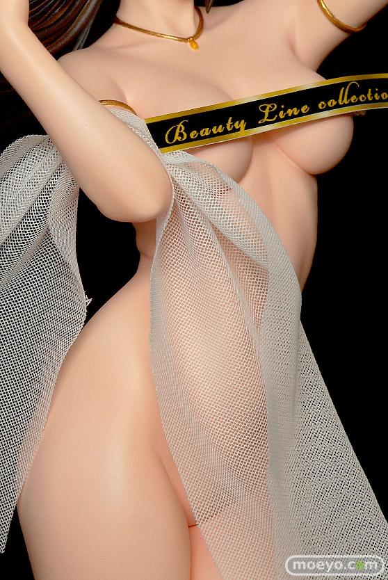 クルシマ製作所のKEIKO'S Beauty Line collection No.C626 トパーズ(黄玉)の新作フィギュア彩色サンプル画像07