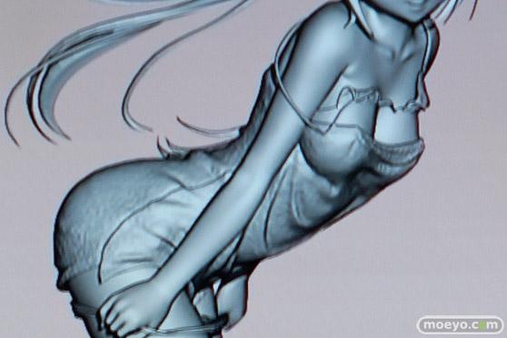 美少女大陸のこうたろさんイラスト新作フィギュアの3D原型画像08