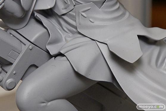 アオシマの終末のイゼッタの新作フィギュア原型画像10
