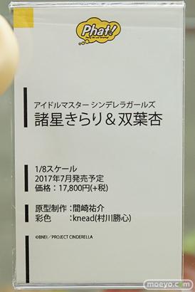秋葉原の新作フィギュア展示の様子画像08
