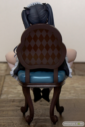PROGRESSのPEACH メイドフィギュアシリーズ 亜美の新作フィギュア彩色サンプル画像05