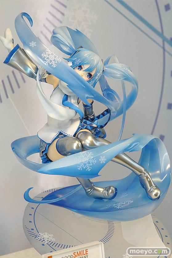 グッドスマイルカンパニーの雪ミクの新作フィギュア彩色サンプル画像02