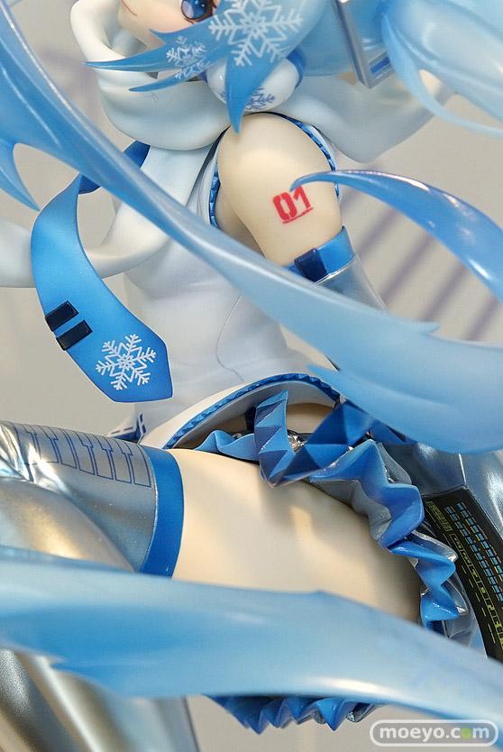 グッドスマイルカンパニーの雪ミクの新作フィギュア彩色サンプル画像07