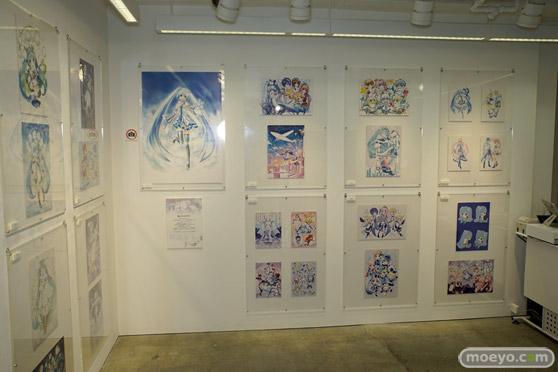 SNOW MIKU東京展2017会場の様子14