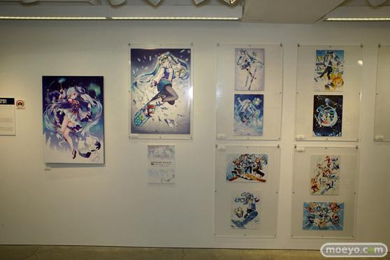 SNOW MIKU東京展2017会場の様子15