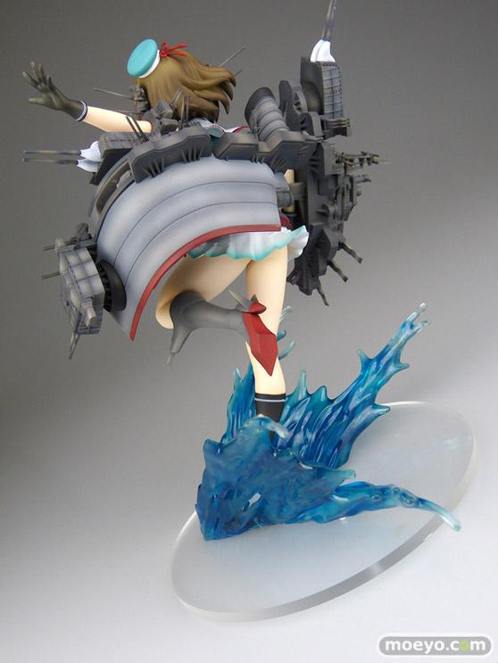 ファニーナイツの艦隊これくしょん -艦これ- 1/7 摩耶改二 イベント限定エフェクト版の新作フィギュア彩色サンプル画像09