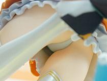 マックスファクトリー新作フィギュア「初音ミク-Project DIVA-2nd 初音ミク オレンジブロッサムVer.」発売!アキバではPVCサンプルが展示