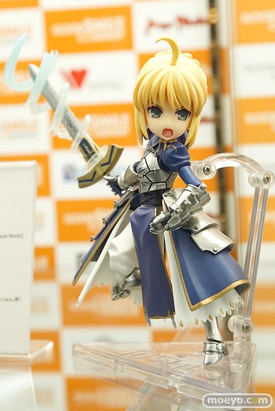 ファット・カンパニーのパルフォム Fate/stay night [Unlimited Blade Works] セイバーの新作フィギュア彩色サンプル画像01