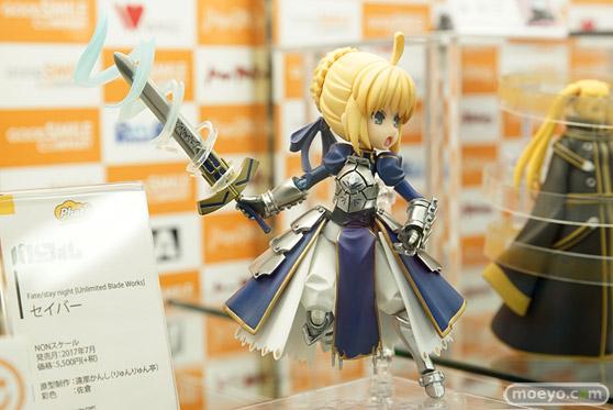 ファット・カンパニーのパルフォム Fate/stay night [Unlimited Blade Works] セイバーの新作フィギュア彩色サンプル画像02