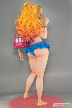 ダイキ工業のおしえて! ギャル子ちゃん 水着のギャル子ちゃんの新作フィギュア彩色サンプル画像05