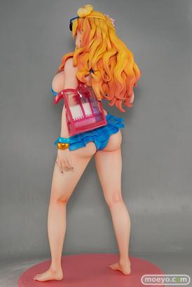 ダイキ工業のおしえて! ギャル子ちゃん 水着のギャル子ちゃんの新作フィギュア彩色サンプル画像07